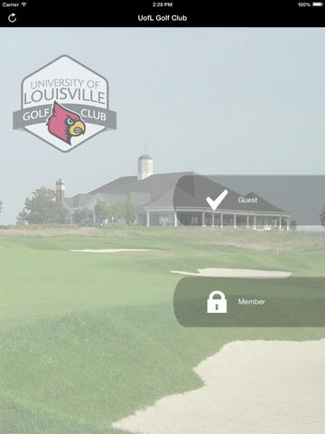 University of Louisville Golf Club screenshot 5