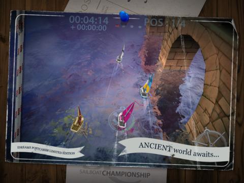 Sailboat Championship screenshot 8