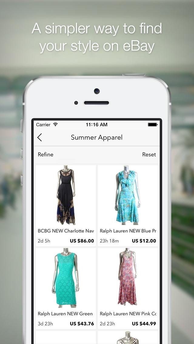 eBay Fashion screenshot 4