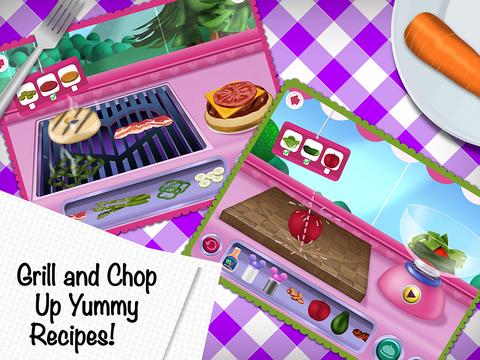 Minnie's Food Truck screenshot #4