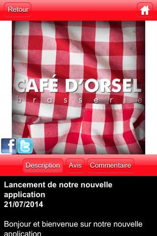 Café d'Orsel Brasserie - náhled
