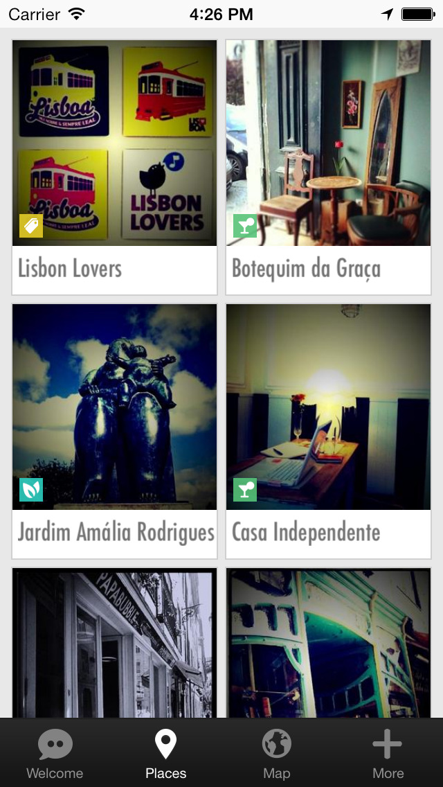Lisbon Urban Adventures - Travel Guide Treasure mApp screenshot 2