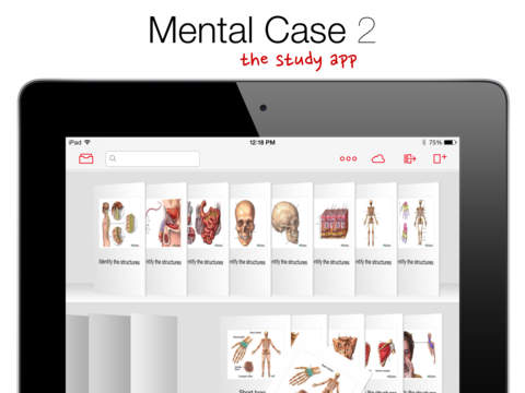 Mental Case — Flashcards for the Serious Student screenshot 6