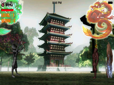 Ninja Arrow : Legend Of The Ancient Dragon The Temple Tour screenshot 7