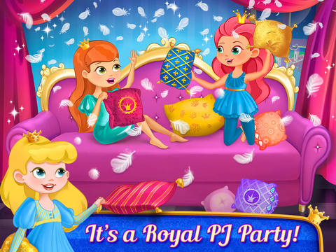 Princess PJ Party screenshot 6