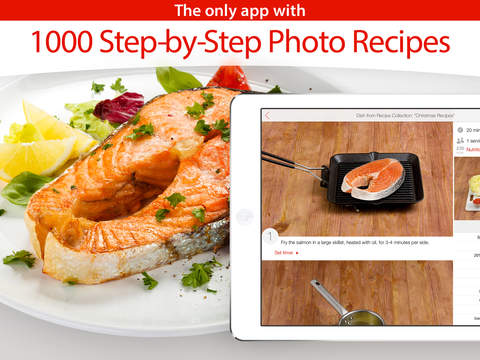 Yum-Yum! 1000+ Free Recipes with Step-by-Step Photos & Grocery Shopping List screenshot 6