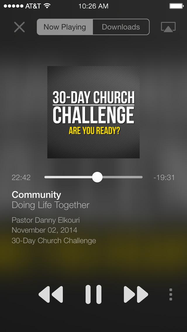 Word Alive Church screenshot 2