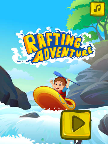 Rafting Adventure screenshot 6