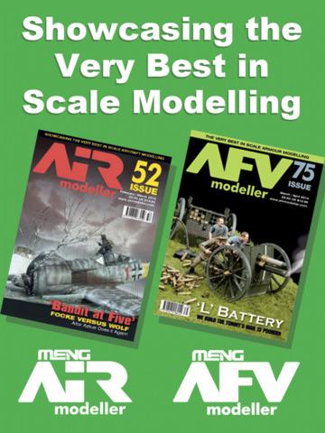 Meng AIR Modeller screenshot 3