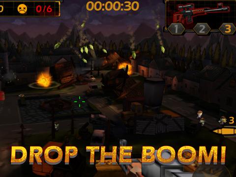 Call of Mini™ Sniper screenshot 8