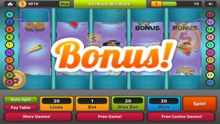Fish Slots Craze House of Rich-es Las Vegas Casino - Win Big with Fun Xtreme Slot Machine Game Free screenshot 2