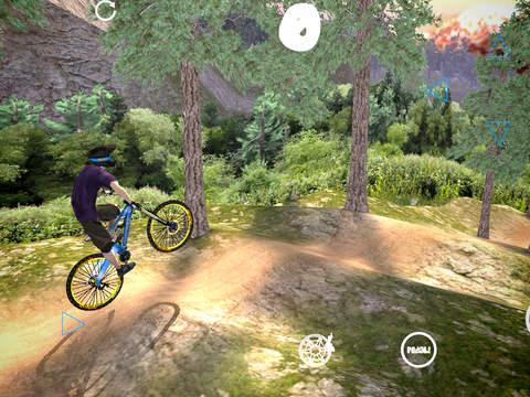 cb2b1a47f9e Shred! Downhill Mountain Biking - HD screenshot 6 ...