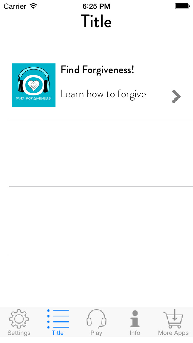 Find Forgiveness! Learn how to forgive by Hypnosis screenshot 2