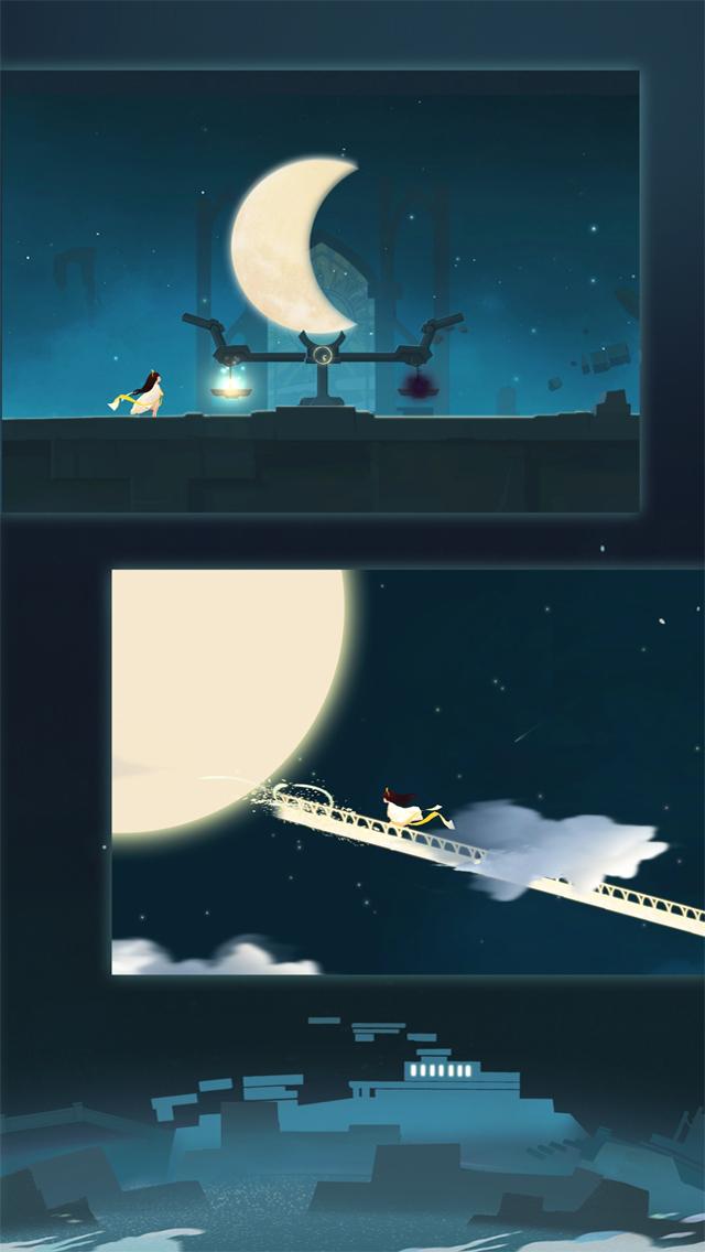 Lunar Flowers screenshot 3