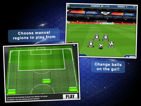 Flick Soccer 3D screenshot 9