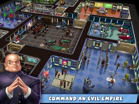 Evil Genius Online: The World Domination Simulation screenshot 10