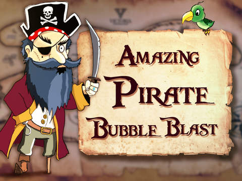 Amazing Pirate Bubble Match Pro - best marble shooting game screenshot 5