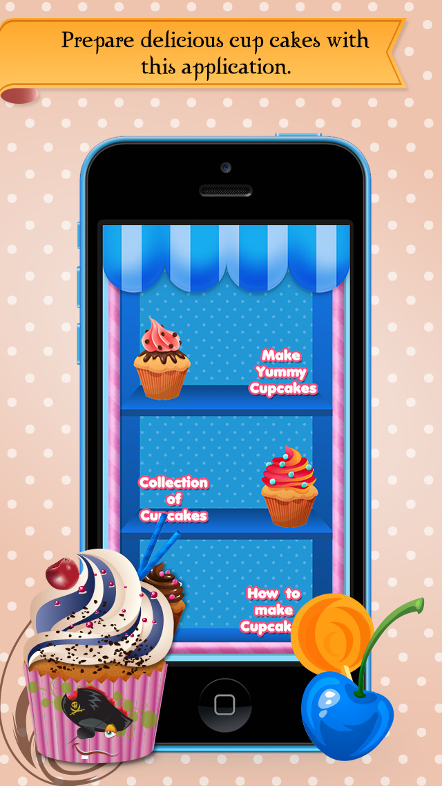 Cupcake Factory Lite screenshot 4