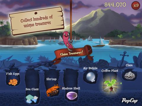 Solitaire Blitz™: Lost Treasures screenshot 10