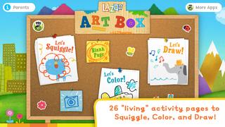 Lazoo Art Box screenshot 1