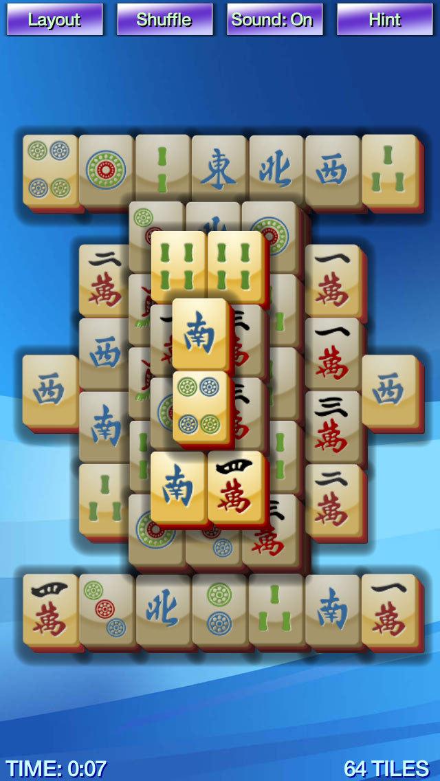 Mahjong Tiles screenshot 1