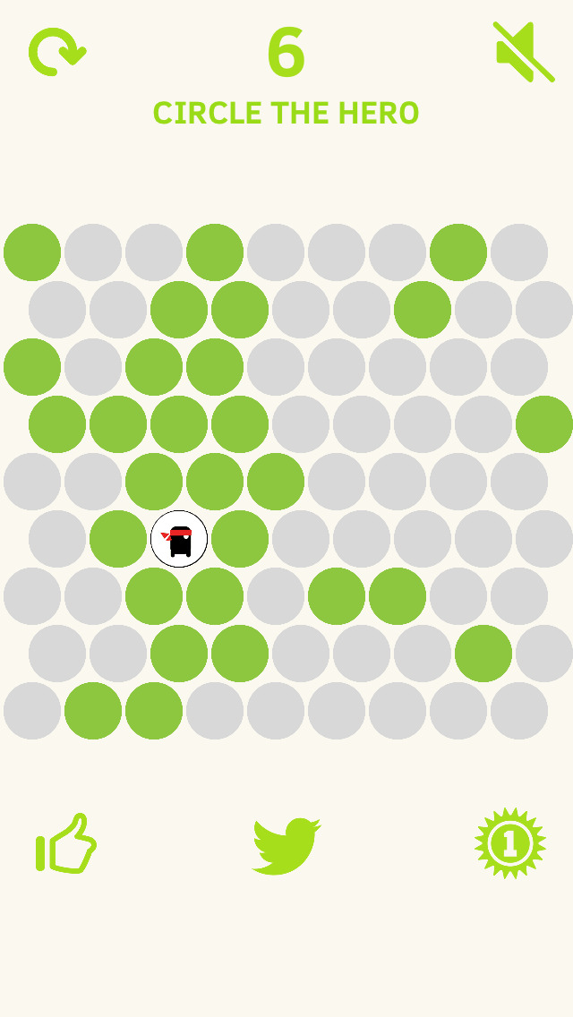 Circle The Hero screenshot 2
