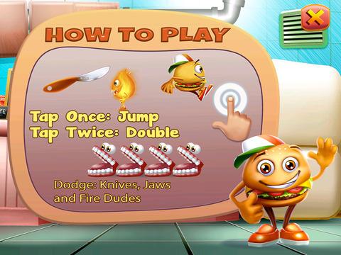Burger Diner Run screenshot 5