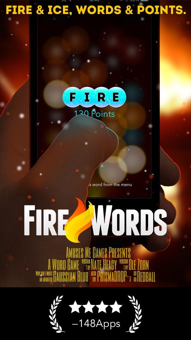 Fire Words screenshot 1