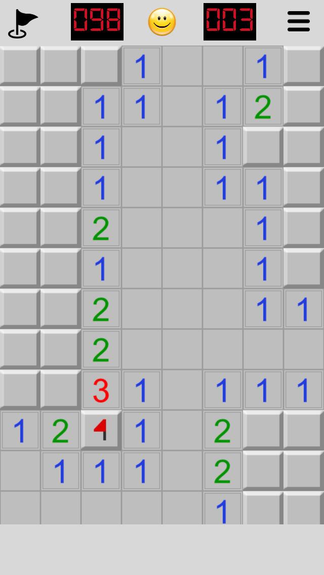 Minesweeper™ screenshot 1