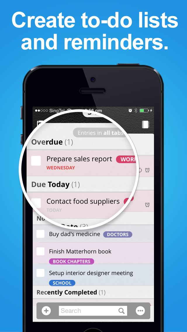 Daily Notes + Tasks screenshot 3