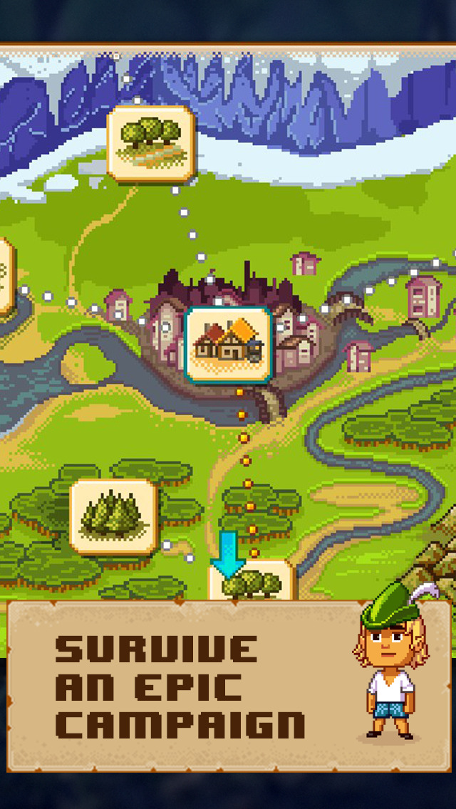 Knights of Pen & Paper 2 screenshot 3