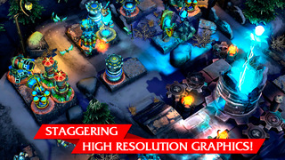 Defenders: Tower Defense Origins screenshot 2