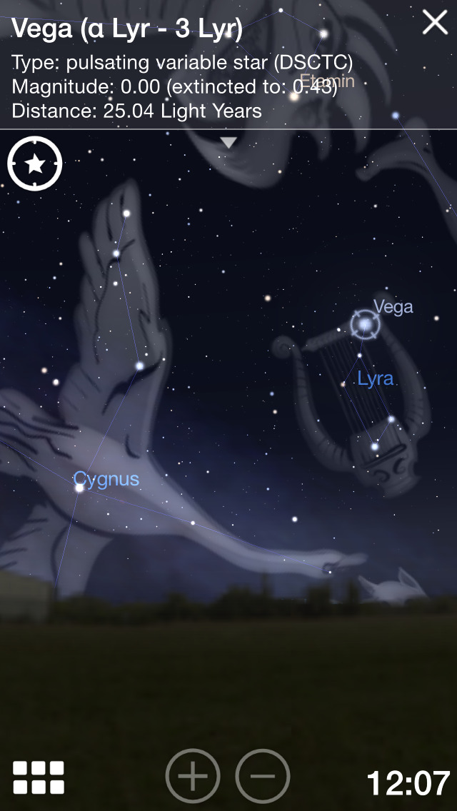 Stellarium Mobile Sky Map screenshot 2