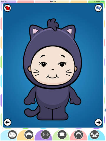 DressUpKids screenshot 4