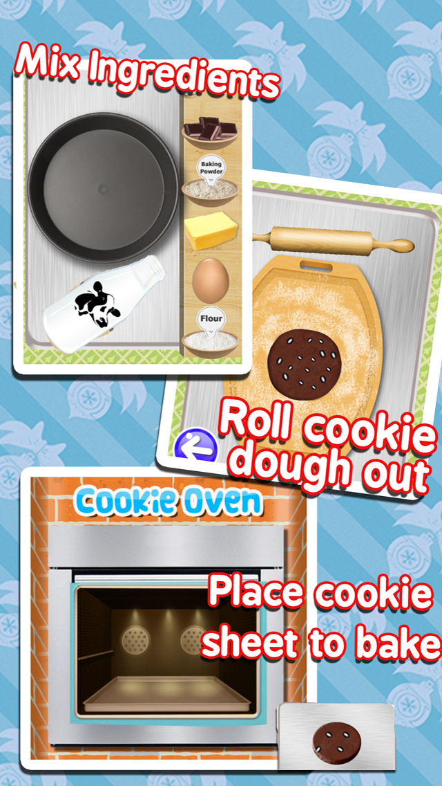 Awesome Cookie Dough Chef Dessert Food Treat Maker screenshot 3