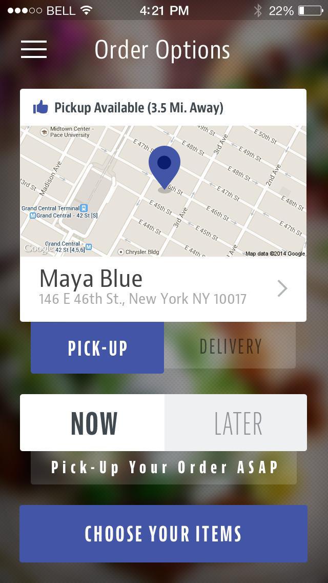 Maya Blue screenshot 2