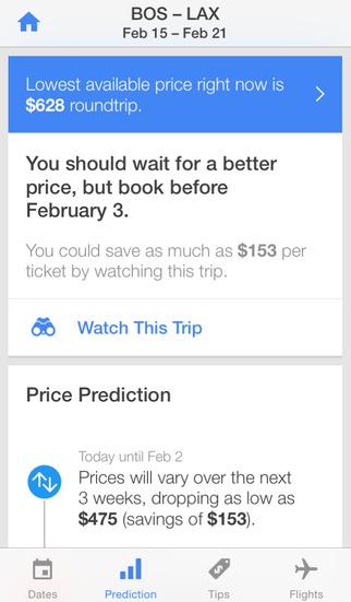 Hopper - Flight & Hotel Deals screenshot 3