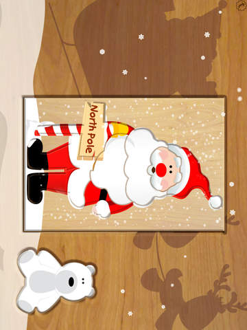Wood Puzzle Christmas screenshot 10