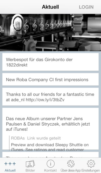 Roba Music Publishing screenshot 1