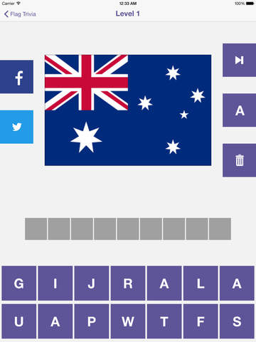 Flag Trivia - Guess the Flags around the World - náhled