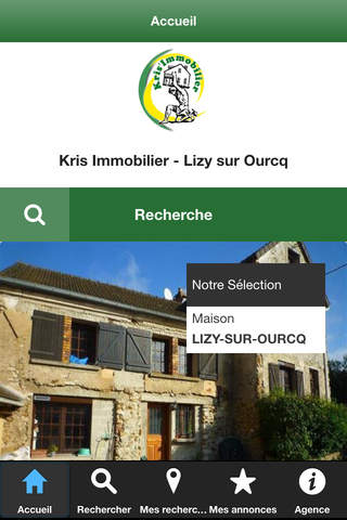 Kris Immobilier Lizy-sur-ourcq - náhled