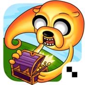 Treasure Fetch – Adventure Time