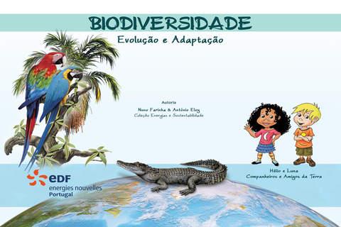 Biodiversidade - Evolução e Adaptação - náhled