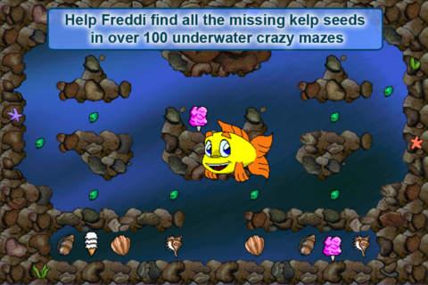 Freddi Fish's Maze Madness - náhled