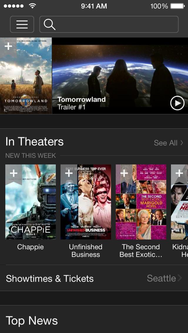 IMDb: Movies & TV Shows screenshot 1