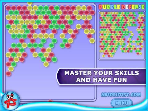 Bubblez HD: Bubble Shooter screenshot 5