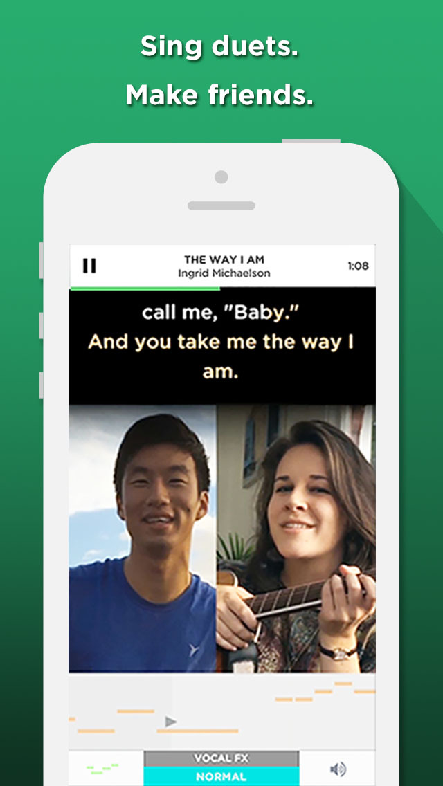Smule: Social Karaoke Singing screenshot 3