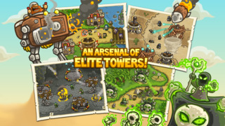 Kingdom Rush Frontiers screenshot 2