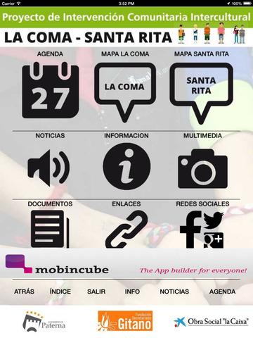 Agenda de barrio screenshot 7