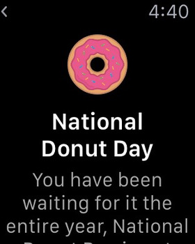 Donut Day - Discover New National Holidays Daily screenshot 11
